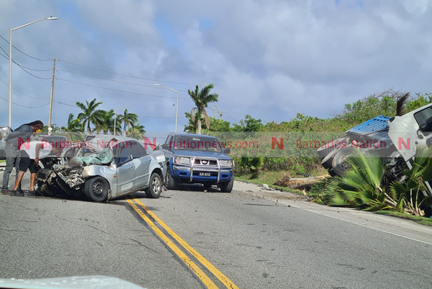 UPDATE: Fatal accident on ABC Highway