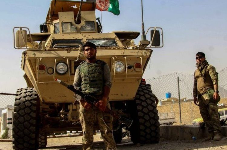 Curfew in Afghanistan as Taliban advances