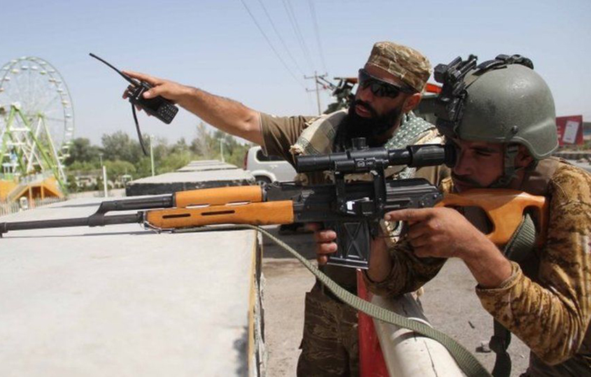 Taliban fighters attack three key cities in Afghanistan