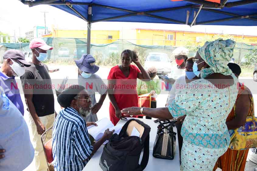 BARVEN members seeking answers, meeting with president