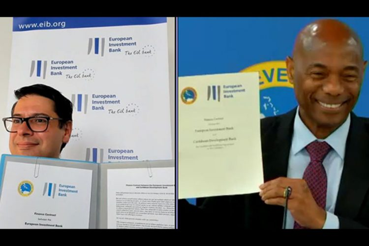 CDB, EIB sign €30 million agreement for members to buy vaccines