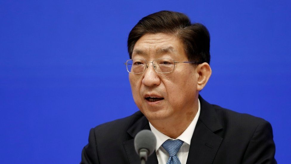 China rejects WHO proposal