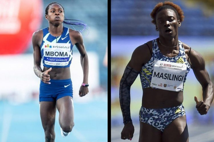 Namibian teens ruled out of Olympic Games for high testosterone