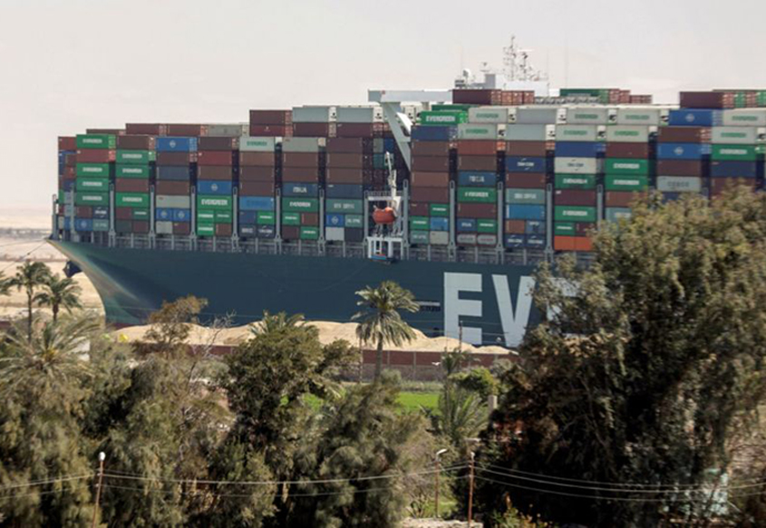 Egypt agrees to release ship that blocked Suez Canal