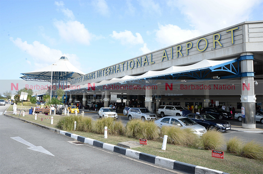 Grantley Adams International Airport reopens