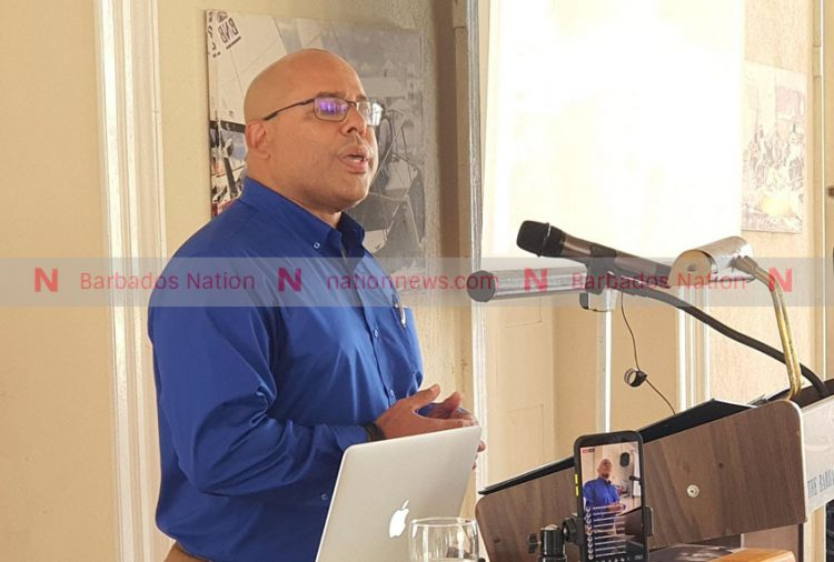 Hewitt: Corruption hindering growth in Barbados