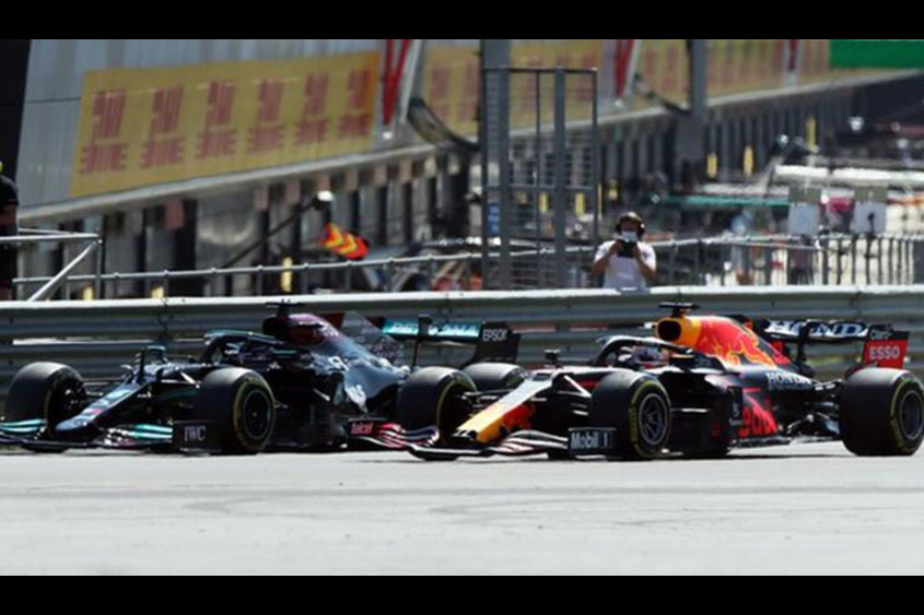 Formula 1 officials reject Red Bull's call for review