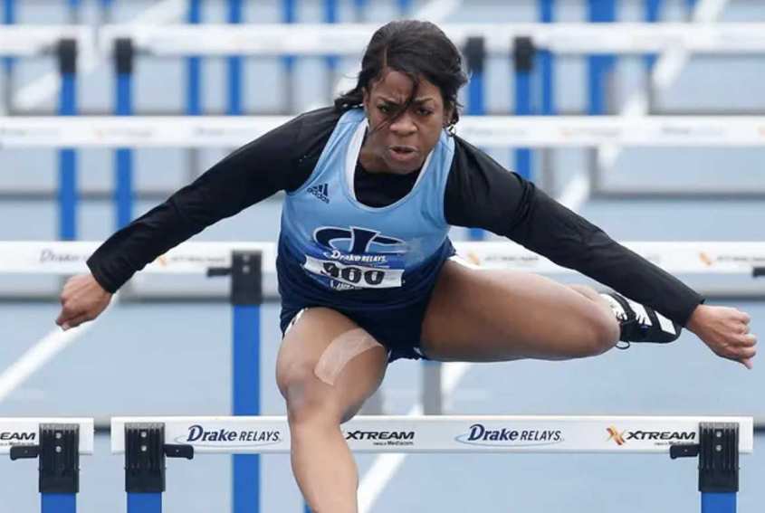 Connell finishes fourth at NACAC meet