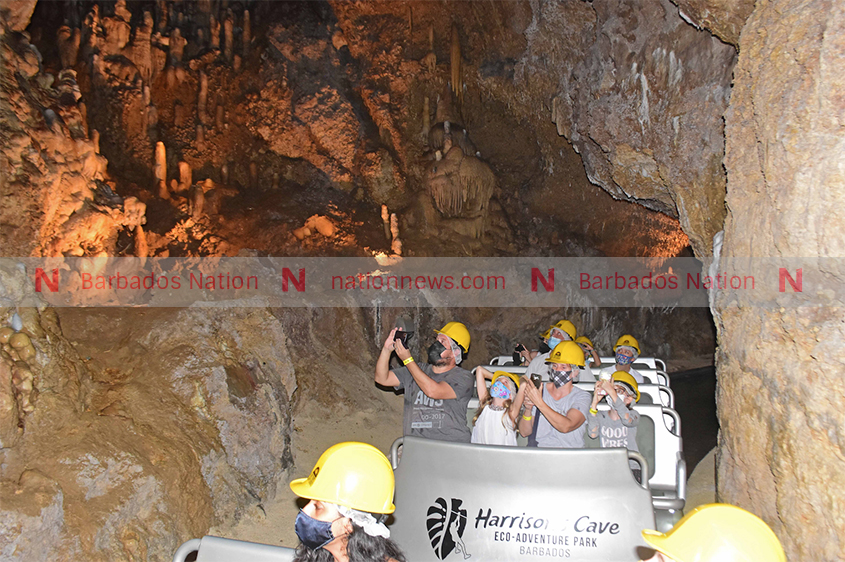 Harrison's Cave reopens
