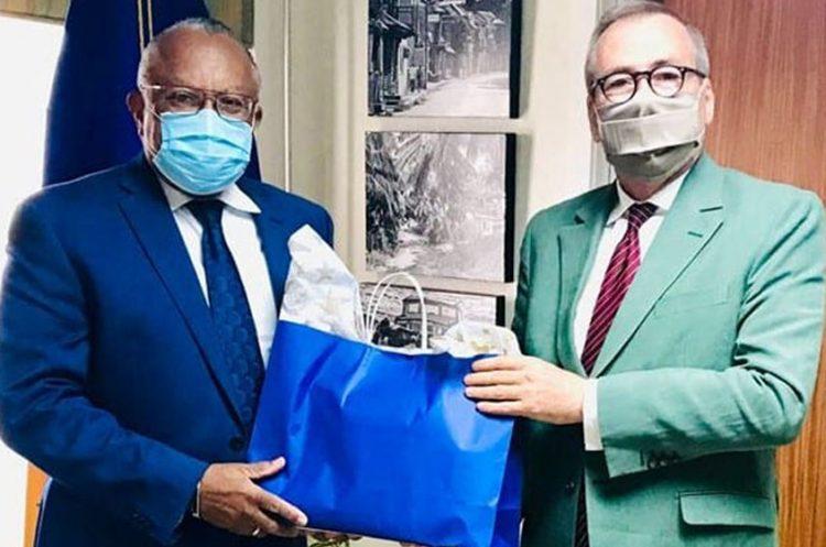 Ambassador: France keen on boosting relations