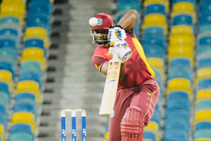 Batting collapse sinks Windies against Aussies in first ODI