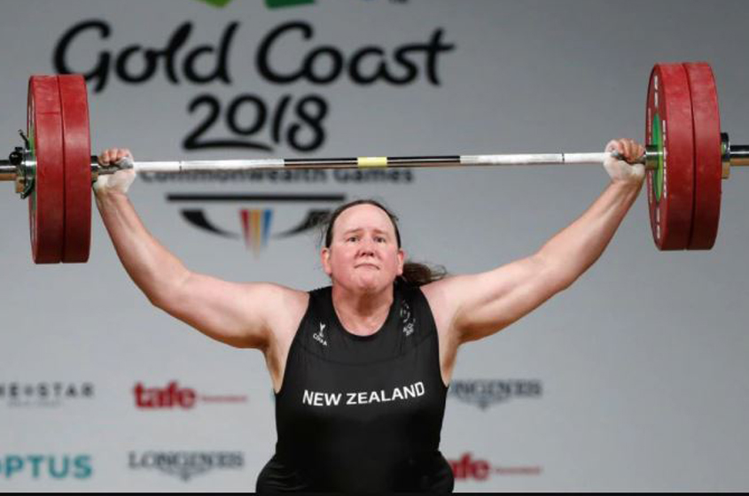 IOC backs selection of transgender athlete for Olympics