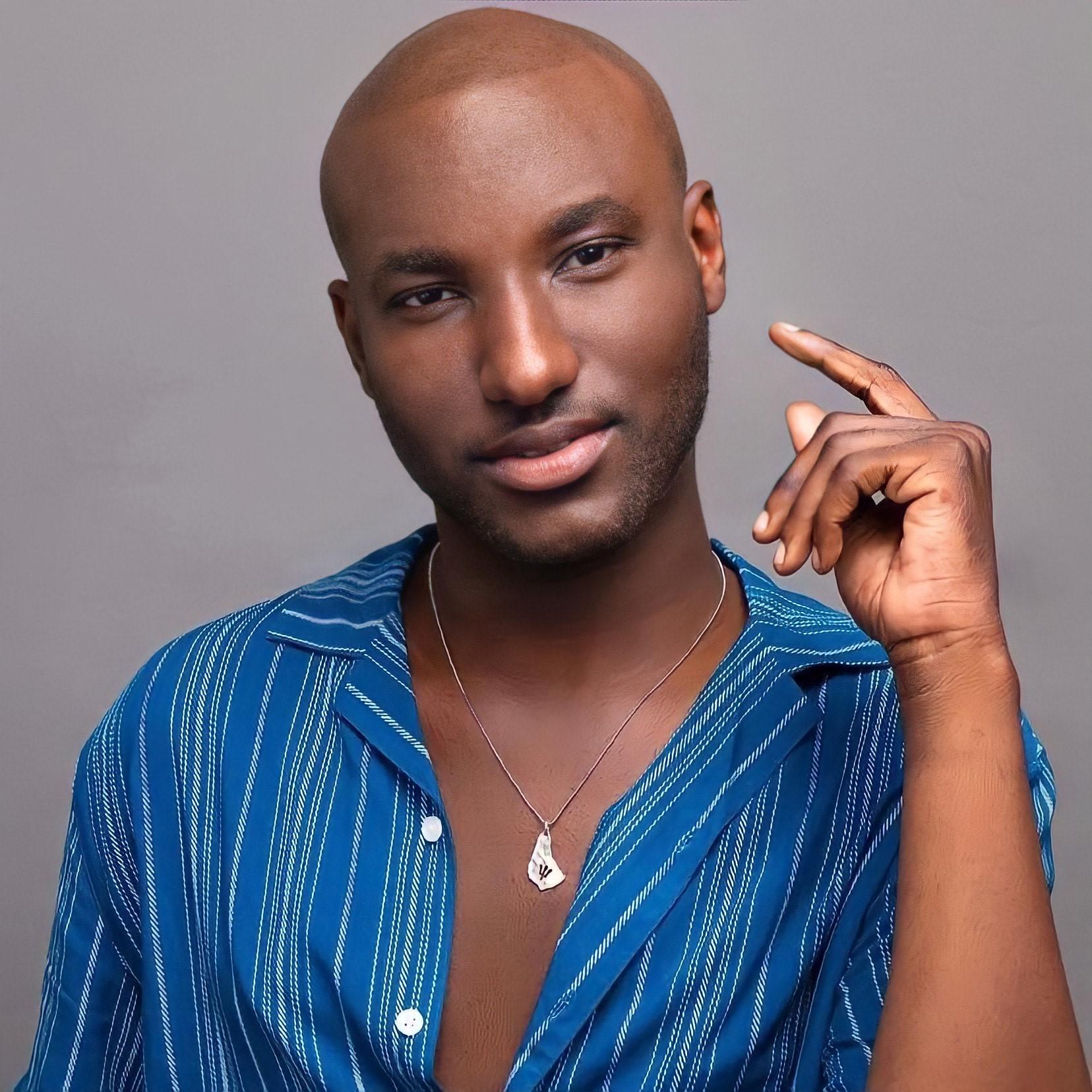Vocalist Mishael Haynes living his dream
