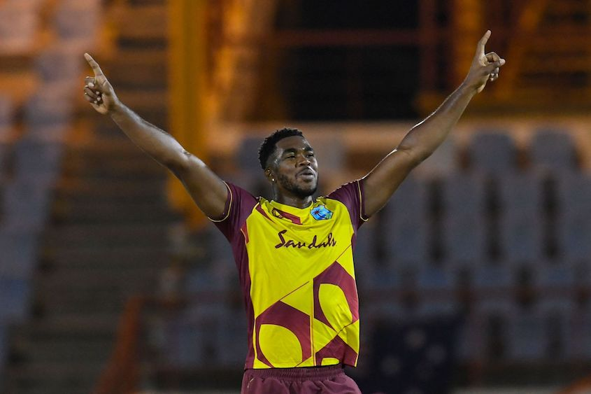 Windies fight back to beat Australia in first T20I