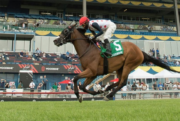 Husbands lands third stakes win