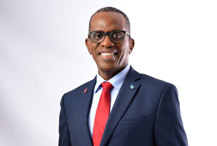 New St Lucia Prime Minister sworn in