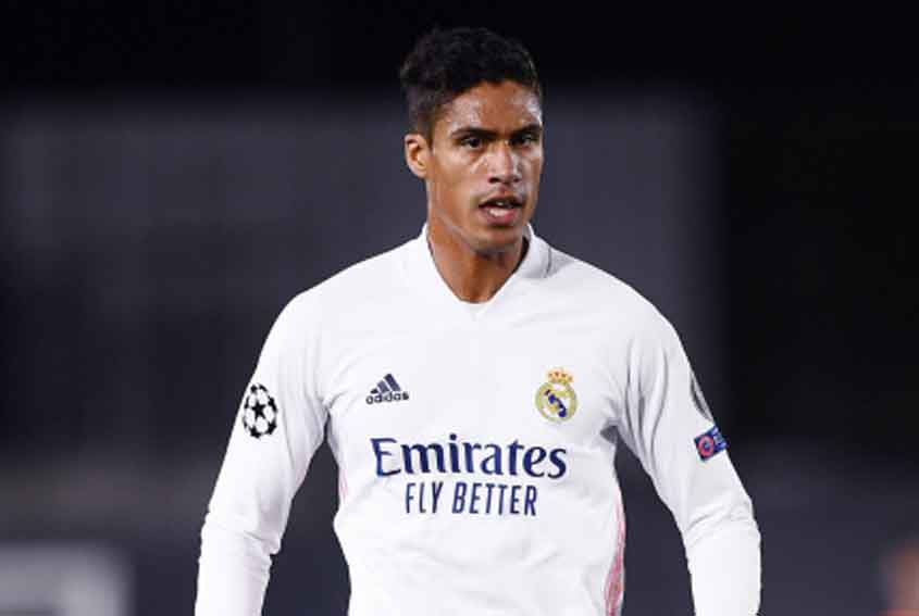 Varane's move to United confirmed