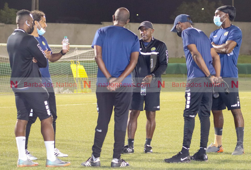 Embattled coach undaunted