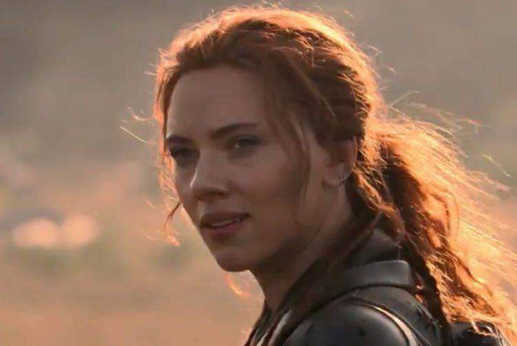 Scarlett Johansson sues Disney