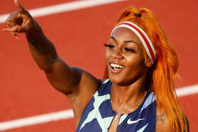 No relay spot for Sha'Carri Richardson