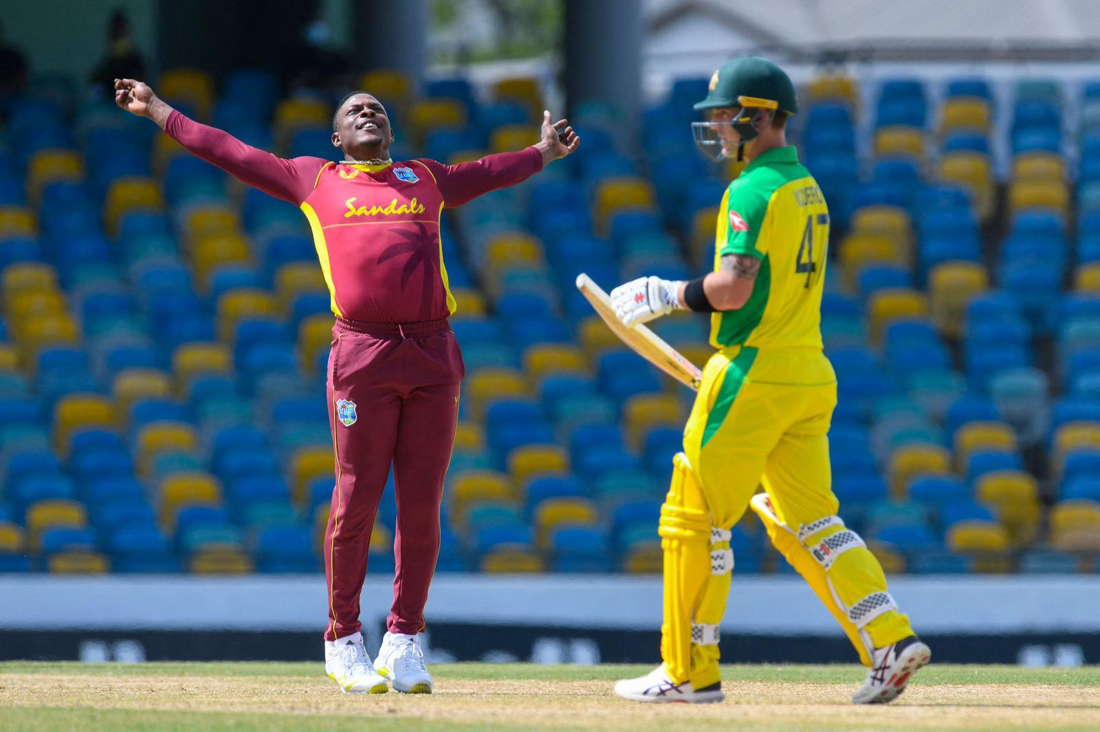 Pooran and Holder guide Windies to series-levelling win