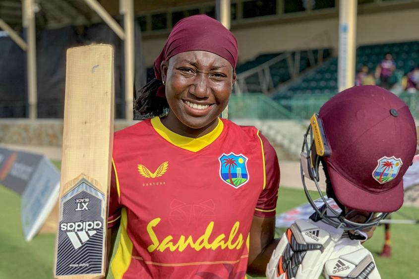 Taylor tops women's ODI rankings again