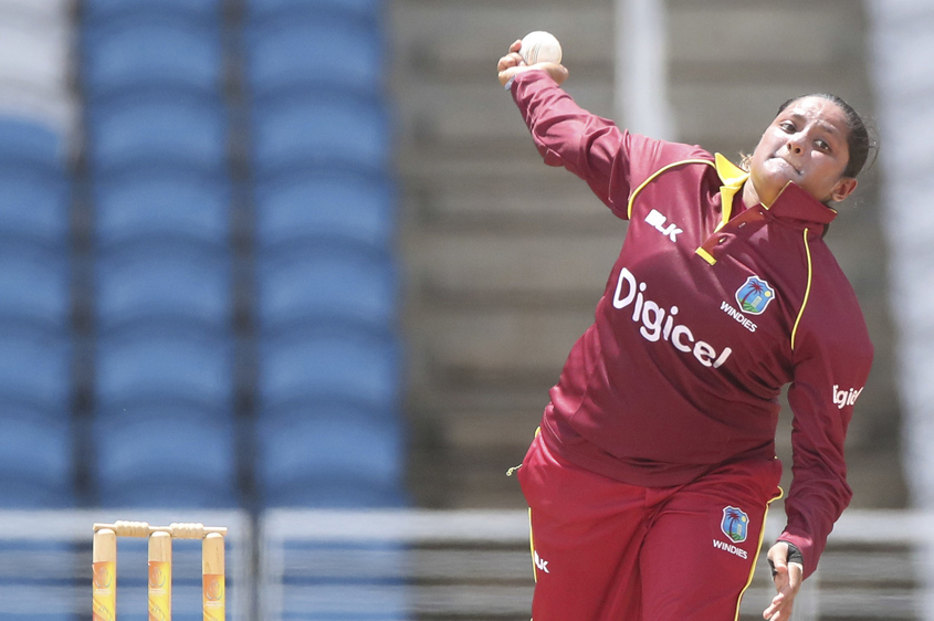 Mohammed to captain Windies Women on Tuesday