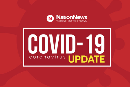 168 test positive for COVID-19