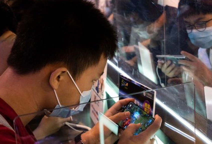 China cuts down on gaming time for children