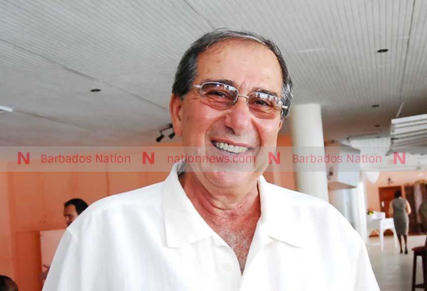 Businessman Elias Haloute passes away
