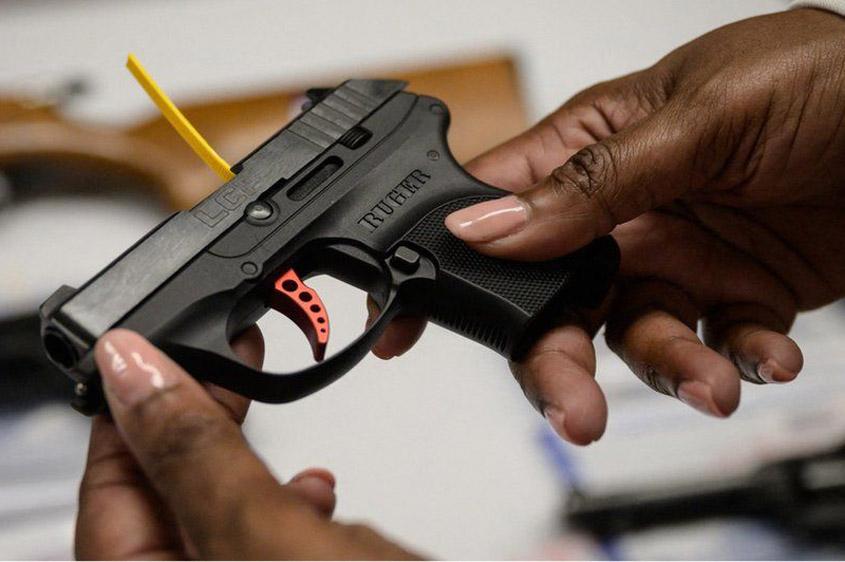 Mexico sues U.S. gun manufacturers