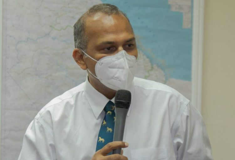 Guyana plans to vaccinate children against COVID-19