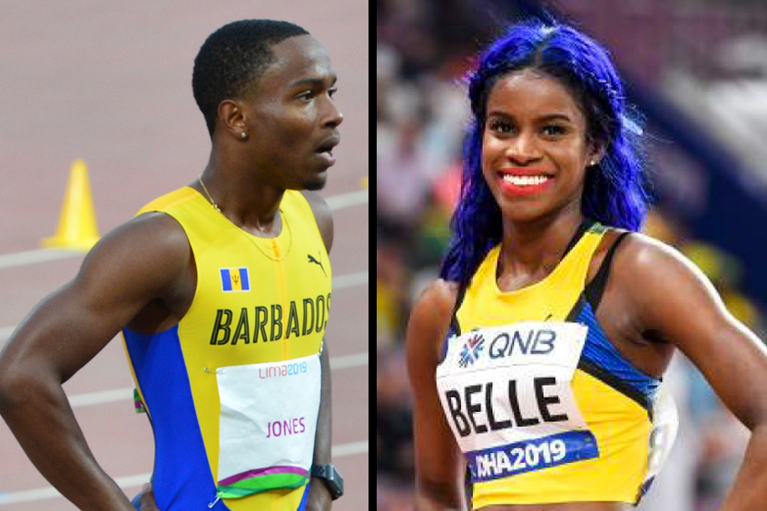 Jones, Belle out in semis at the Olympics