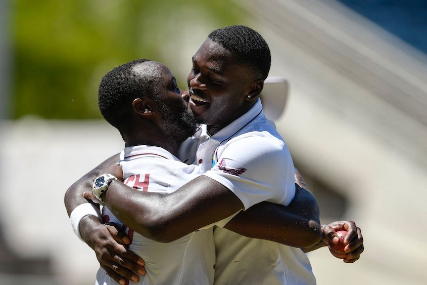 Result: West Indies beat Pakistan by one wicket – 4th day, 1st Test