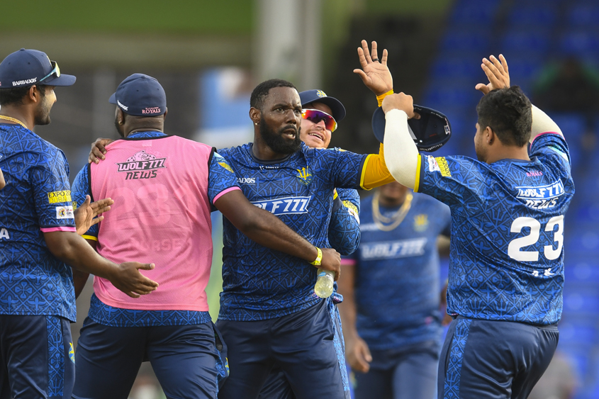 Royals get first CPL victory
