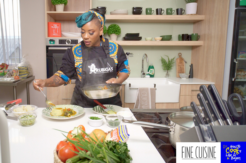 How to Cook Like a Bajan Episode 2: Cou Cou & Flying Fish