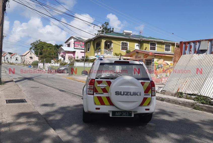 UPDATE: Shooting at Dayrells Road