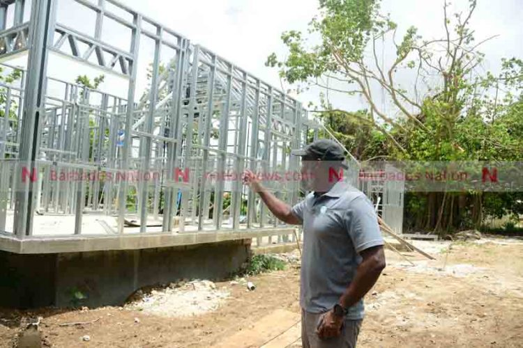 Company offering steel houses to Bajans