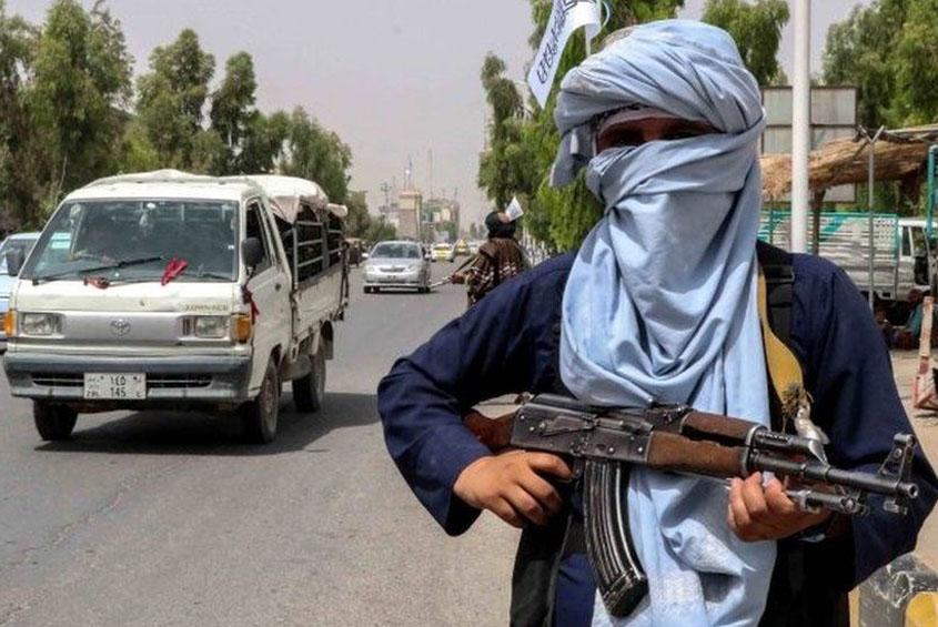 Taliban going door-to-door