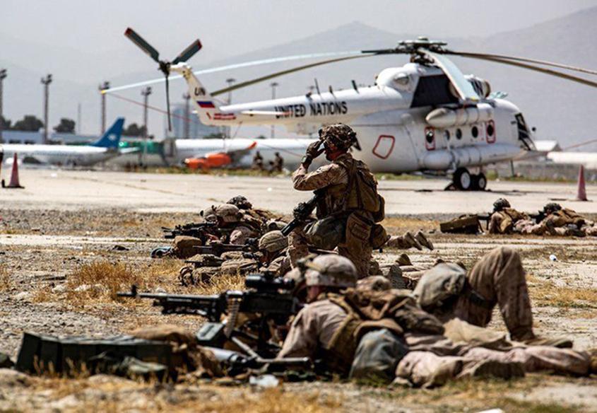US: Drone strike kills Isis-K militant in Afghanistan