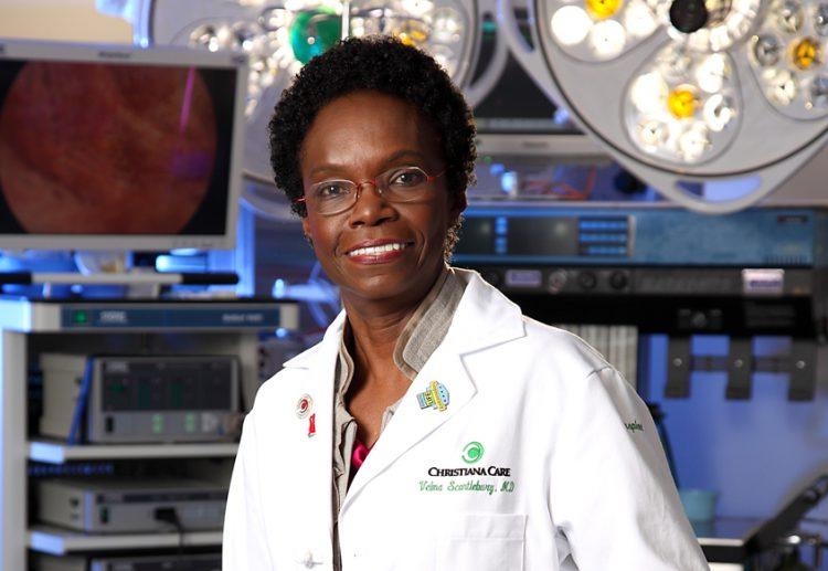 Barbados-born US surgeon named Delaware History Maker
