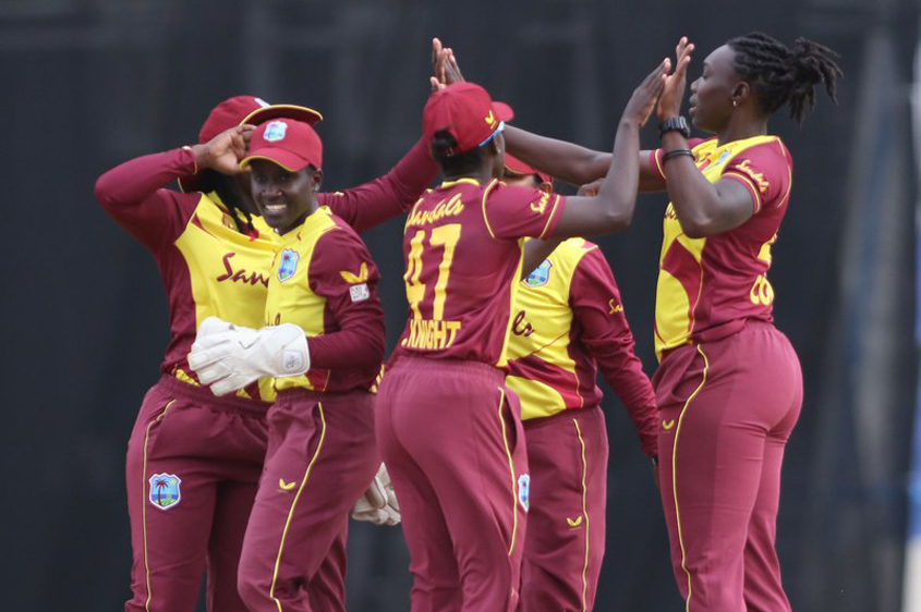 Windies Women make two changes to squad
