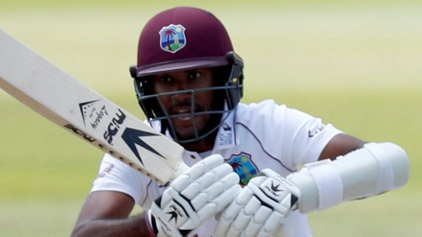 Windies 81-3 vs Pakistan (217) at lunch – 2nd day, 1st Test