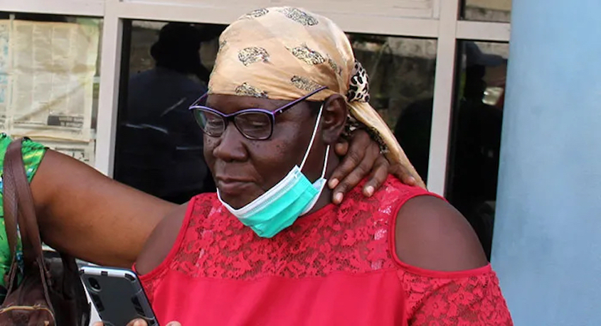 Charge of wounding against woman accused of striking SVG PM withdrawn