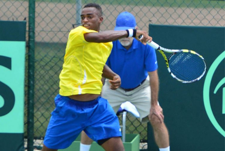 LIVE: Davis Cup Tennis