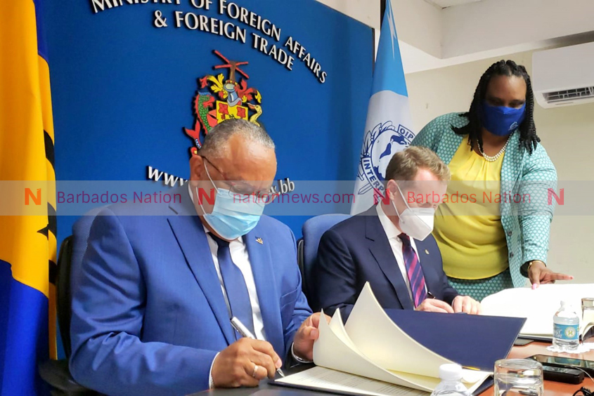 INTERPOL Caribbean office set up in Barbados