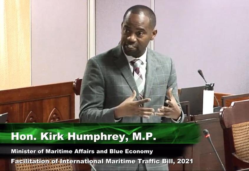 Humphrey tells of Port success and warns traffickers