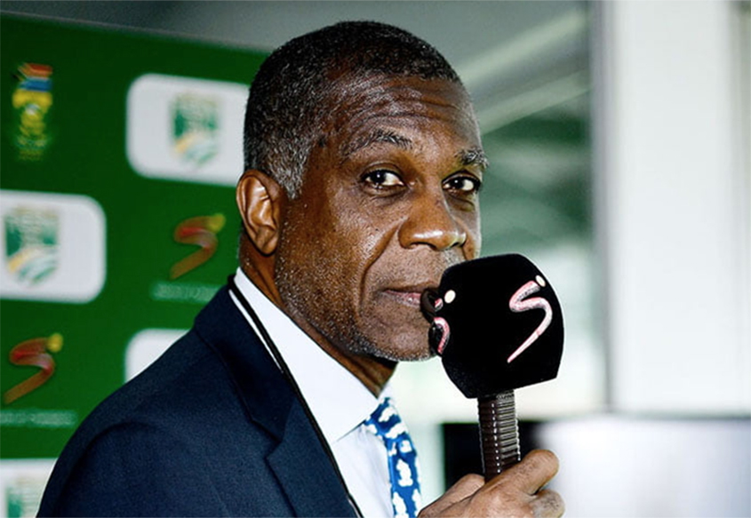 Holding retires from full-time cricket commentary