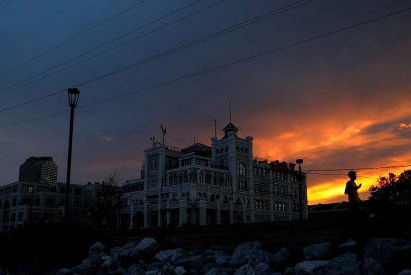 New Orleans under curfew after Hurricane Ida