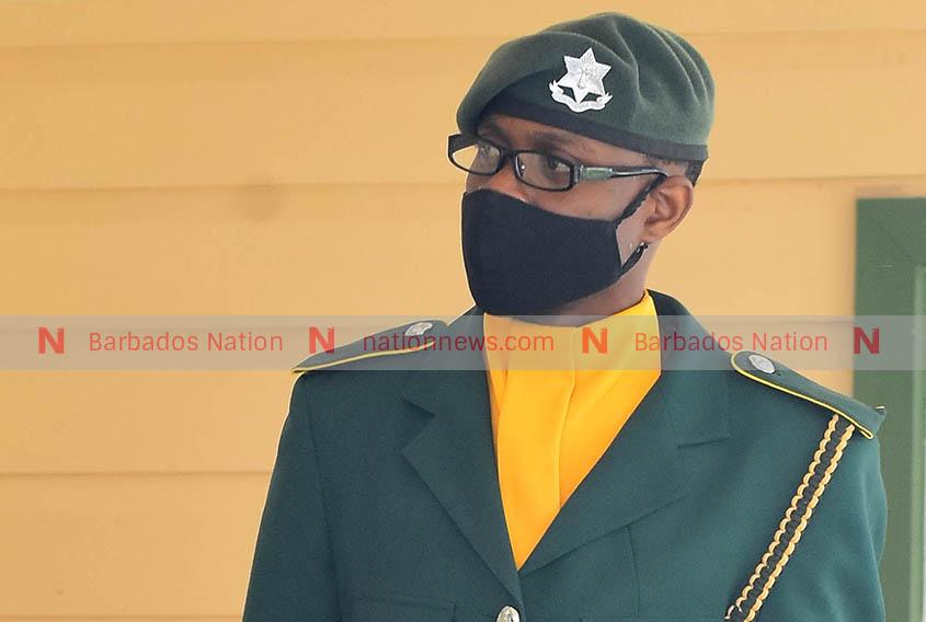 BDF soldier found guilty